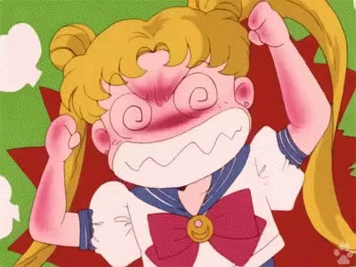 Watch Sailormoon Angry GIF on Gfycat. Discover more related GIFs on Gfycat