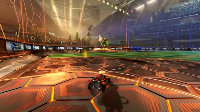 Watch and share Recovery Goal GIFs and Rocket League GIFs by Vezur on Gfycat