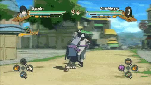 Watch and share Sasuke GIFs by snowflakes on Gfycat