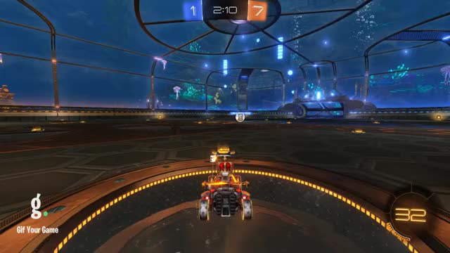 Watch Goal 9: Buckley GIF by Gif Your Game (@gifyourgame) on Gfycat. Discover more Buckley, Gif Your Game, GifYourGame, Rocket League, RocketLeague GIFs on Gfycat
