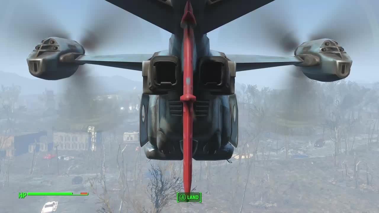 gaming, xboxone, Great Landing Spot! (reddit) GIFs