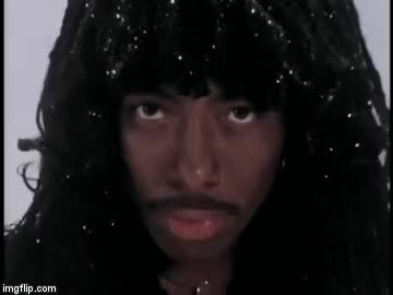 Watch and share Rick James GIFs on Gfycat