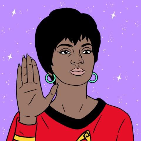 Watch and share Star Trek – Monster GIFs on Gfycat