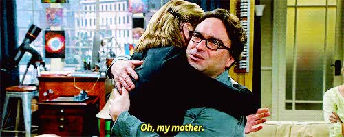 Watch and share The Big Bang Theory GIFs and Beverly Hofstadter GIFs on Gfycat