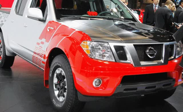 Watch and share Nissan Frontier Diesel Runner Prototype GIFs on Gfycat