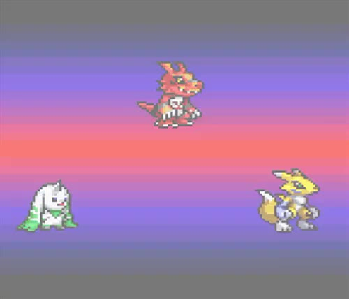 Watch and share Digimon Tamers GIFs and Terriermon GIFs on Gfycat