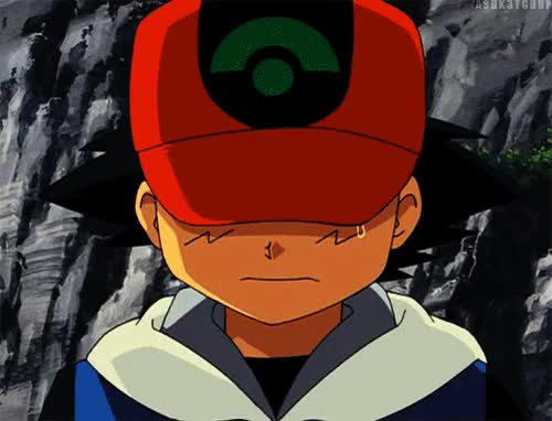 Watch ash ketchum GIF on Gfycat. Discover more related GIFs on Gfycat