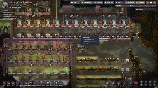 Watch and share Oxygen Not Included 2019.10.31 - 22.31.31.02 GIFs on Gfycat
