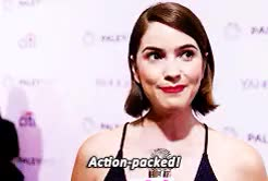 Watch and share Teen Wolf Cast GIFs and Paleyfest GIFs on Gfycat
