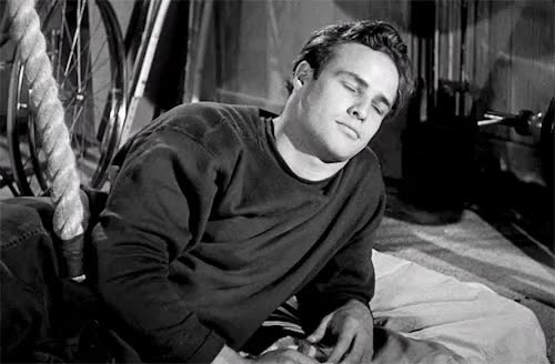 Watch and share Marlon Brando GIFs and Bored GIFs on Gfycat
