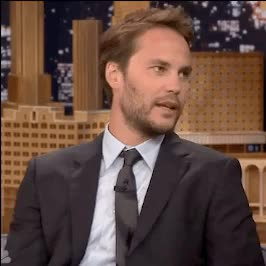 Watch and share Taylor Kitsch GIFs on Gfycat