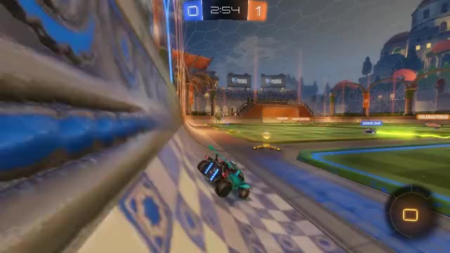 Watch Goal 2: Trent Designs GIF by Gif Your Game (@gifyourgame) on Gfycat. Discover more Gif Your Game, GifYourGame, Rocket League, RocketLeague, Trent Designs GIFs on Gfycat
