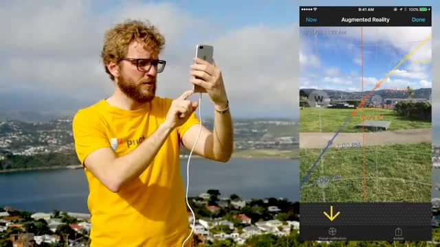 Calibrating the Augmented Reality Views (AR) GIF | Find, Make
