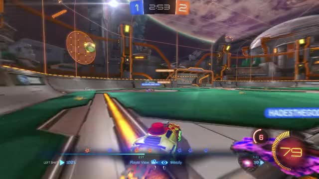 Watch and share Rocket League Double Tap GIFs on Gfycat