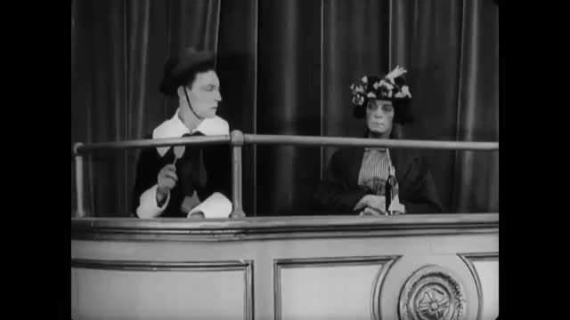 Watch and share Buster Keaton - The Playhouse (1921) GIFs on Gfycat