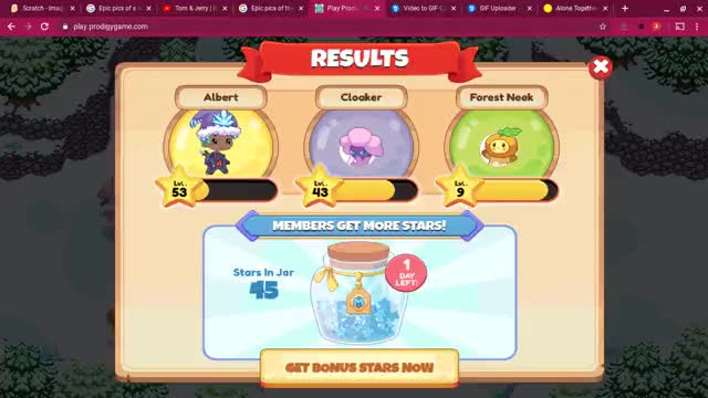 Watch and share Defeating My Second Crystal Monster At Level 53 GIFs by yt_awsomediverplayz on Gfycat