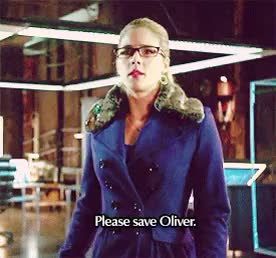 Watch and share Felicity Smoak GIFs and White Canary GIFs on Gfycat