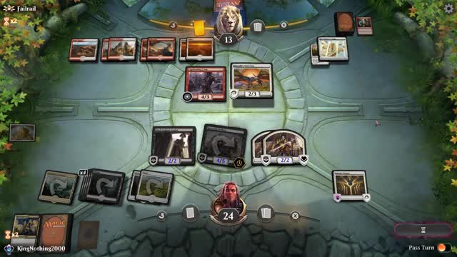 Watch and share Mtg Arena GIFs and Gaming GIFs by KingNothing2000 on Gfycat