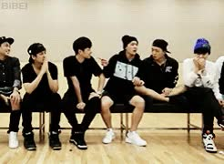 Watch MIC CHECK 1,2; MY NAME IS B.I GIF on Gfycat. Discover more dobby, donghyuk, donghyuk and chanwoo are just too cute for their own sake, kim donghyuk, mine;g, mix & match, mix and match, team b GIFs on Gfycat