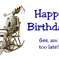 Watch and share Disney Mickey Mouse Happy Birthday Sign Emoticon Emoticons Animated Animation Animations Gif Photo: Belated Birthday Happy Skeleton Rocking Chair Halloween Happy Icon Icons Emoticon Emoticons Animated Animation Animations Gif 3069a.gif GIFs on Gfycat