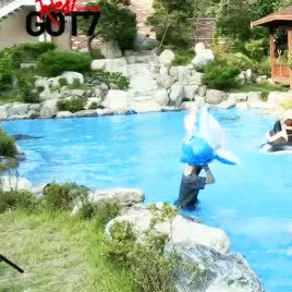 Watch and share Tallking Chinese GIFs and Swimming Pool GIFs on Gfycat