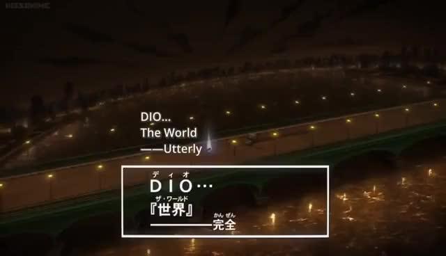 Watch and share Kenshiro Kills DIO GIFs on Gfycat