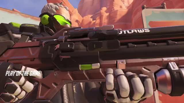 Watch and share Overwatch GIFs and Soldier GIFs by Pazyn/AdviceGuru on Gfycat
