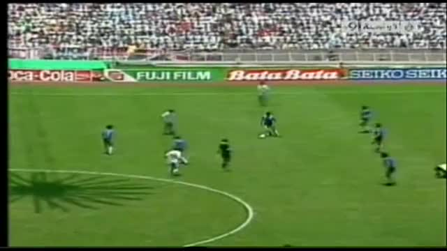 Watch and share Argentina 2 1 England 1986 GIFs on Gfycat