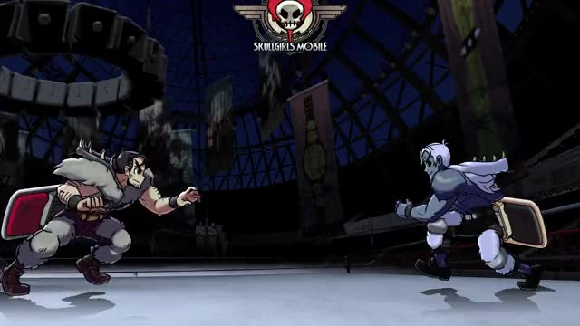 Watch Beowulf Preview GIF by Skullgirls Mobile (@sgmobile) on Gfycat. Discover more sgmobile, skullgirls GIFs on Gfycat