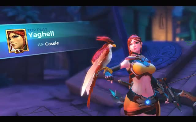 Watch and share Paladins GIFs and Cassie GIFs by yagelr on Gfycat