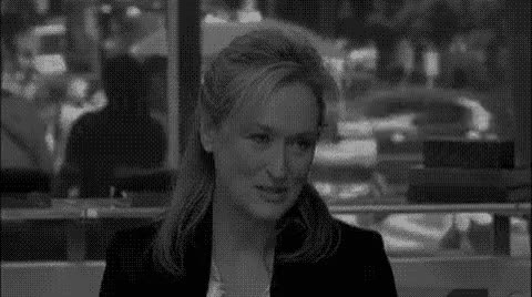 Watch and share Meryl Streep GIFs on Gfycat