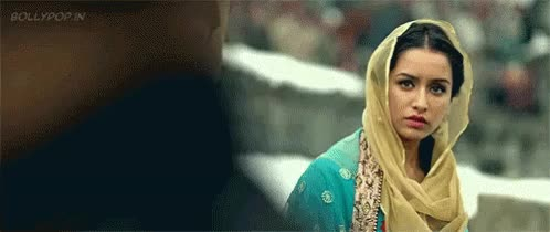 Watch Shraddha Kapoor GIF on Gfycat. Discover more related GIFs on Gfycat