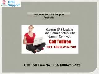 Garmin Map Updates free Download 2018 Call Toll Free No +61 1800 215 ...