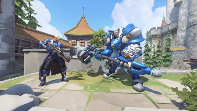 Watch and share Overwatch Tg GIFs and Uprising GIFs by Overwatch TG on Gfycat