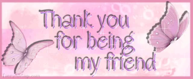 Thank You For Being My Friend Gif Find Make Share Gfycat Gifs