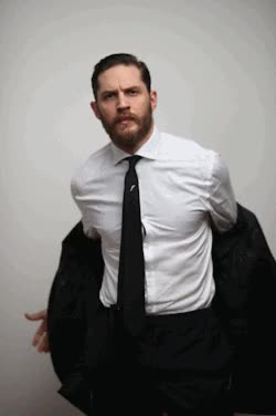 Watch and share Gif Photoshoot Tom Hardy Greg Williams GIFs on Gfycat
