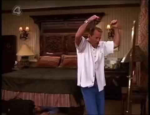 Watch Bruce Willis on Friends GIF on Gfycat. Discover more related GIFs on Gfycat