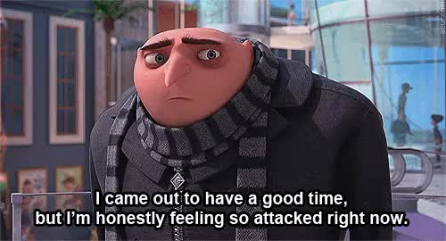 Watch and share Despicable Me 2 GIFs and Felonious Gru GIFs on Gfycat
