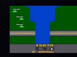 gaminggifs, River Raid (Atari 2600) gameplay (reddit) GIFs
