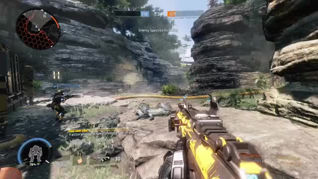 Watch and share Titanfall 2 GIFs and Glitch GIFs on Gfycat