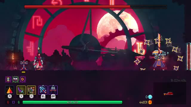 Watch and share Deadcells Clockboss GIFs by polygon on Gfycat