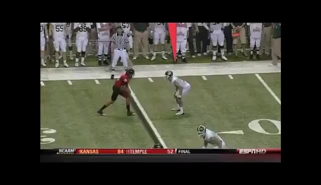 Watch Leaping Leong GIF on Gfycat. Discover more Alamo Bowl 2010, Lyle Leong, Texas Tech GIFs on Gfycat
