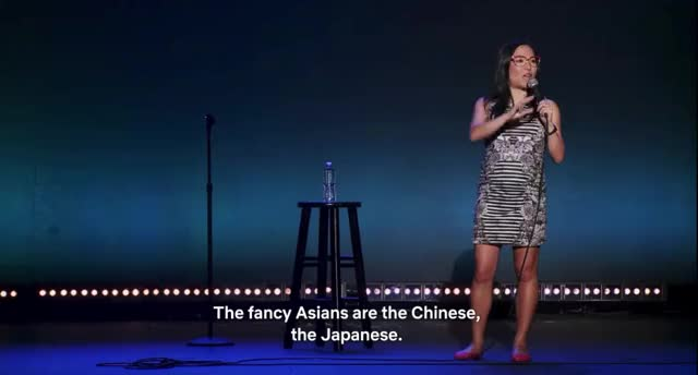 Watch and share Stand Up Comedy GIFs and Ali Wong GIFs by peachytango on Gfycat