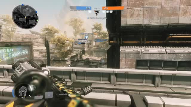 Watch and share Sniper Jumpshot GIFs and Titanfall GIFs by F-Branch on Gfycat