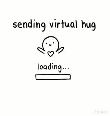 Watch and share Virtual Hug GIFs on Gfycat
