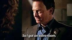 """Watch CSI:NY- 4x16""""I snore"""" GIF on Gfycat. Discover more Melina Kanakaredes, csi ny, csi:ny, gary sinise, mac taylor, mine, stella bonasera GIFs on Gfycat"""