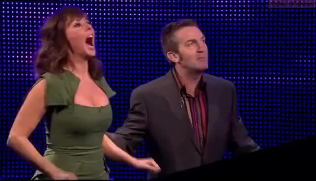 Watch and share Carol Vorderman - Busty The Chase 19Nov2011 GIFs on Gfycat