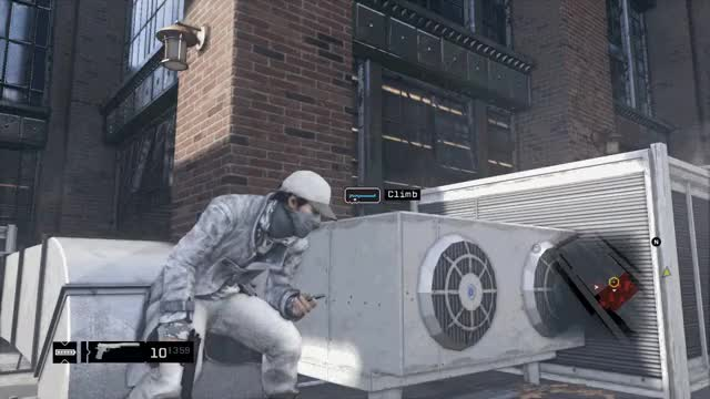 Watch and share That's Not Really How Interiors Work... [Watch_Dogs] GIFs on Gfycat