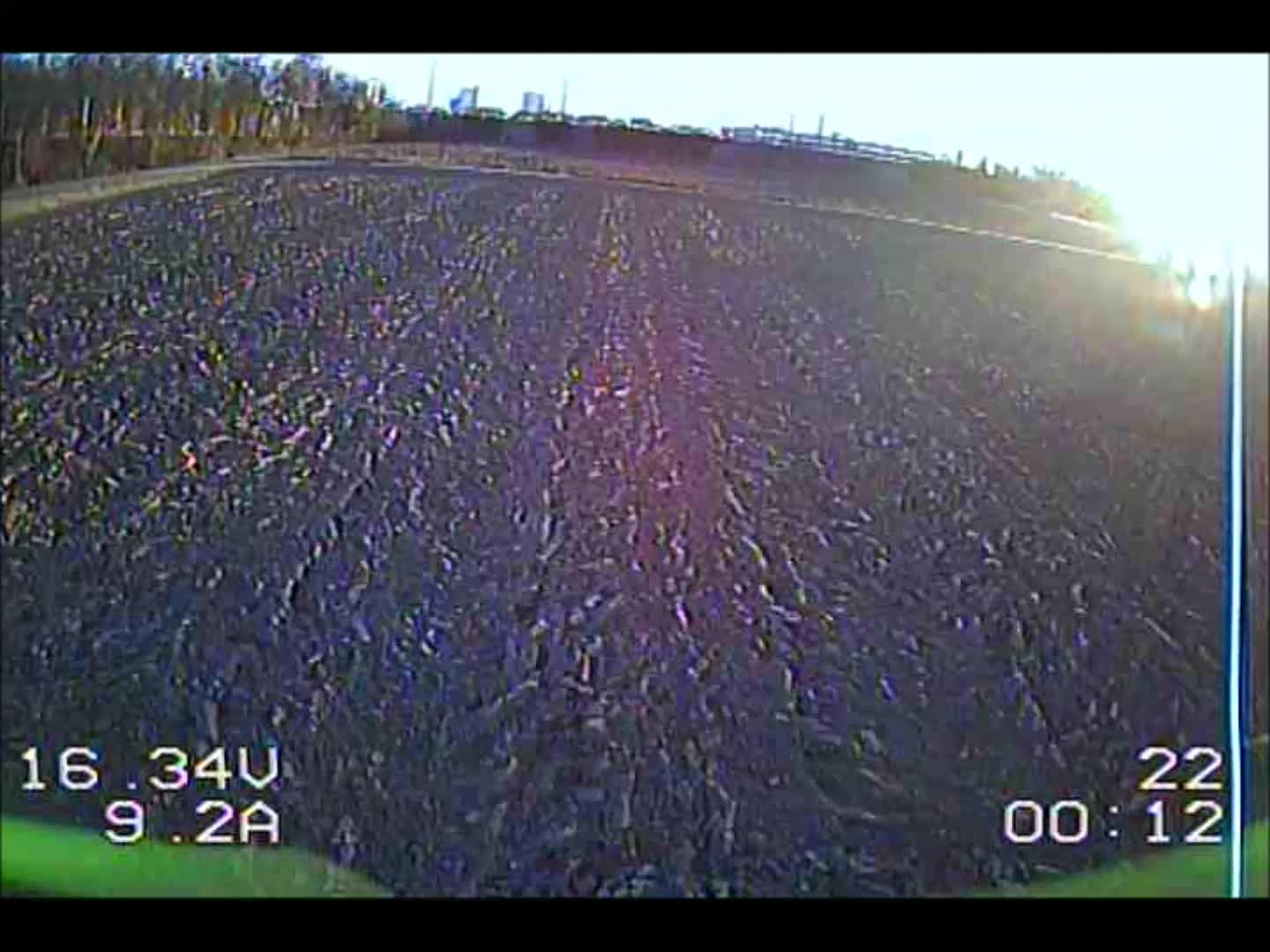 Multicopter, DVR footage GIFs