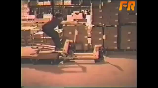 Watch Warehouse Vehicle Fail | OrangeCabinet GIF on Gfycat. Discover more related GIFs on Gfycat